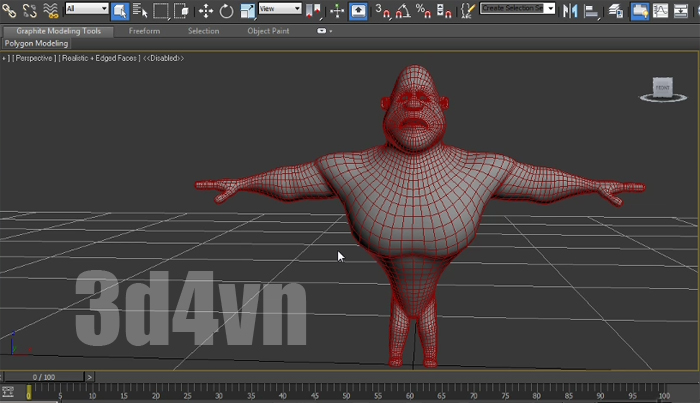 Modeling a character in 3ds max welcome to for 3ds max face modeling